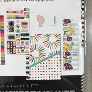 Me & My Big Ideas Accessories - The Happy Planner Accessory Pack - Student